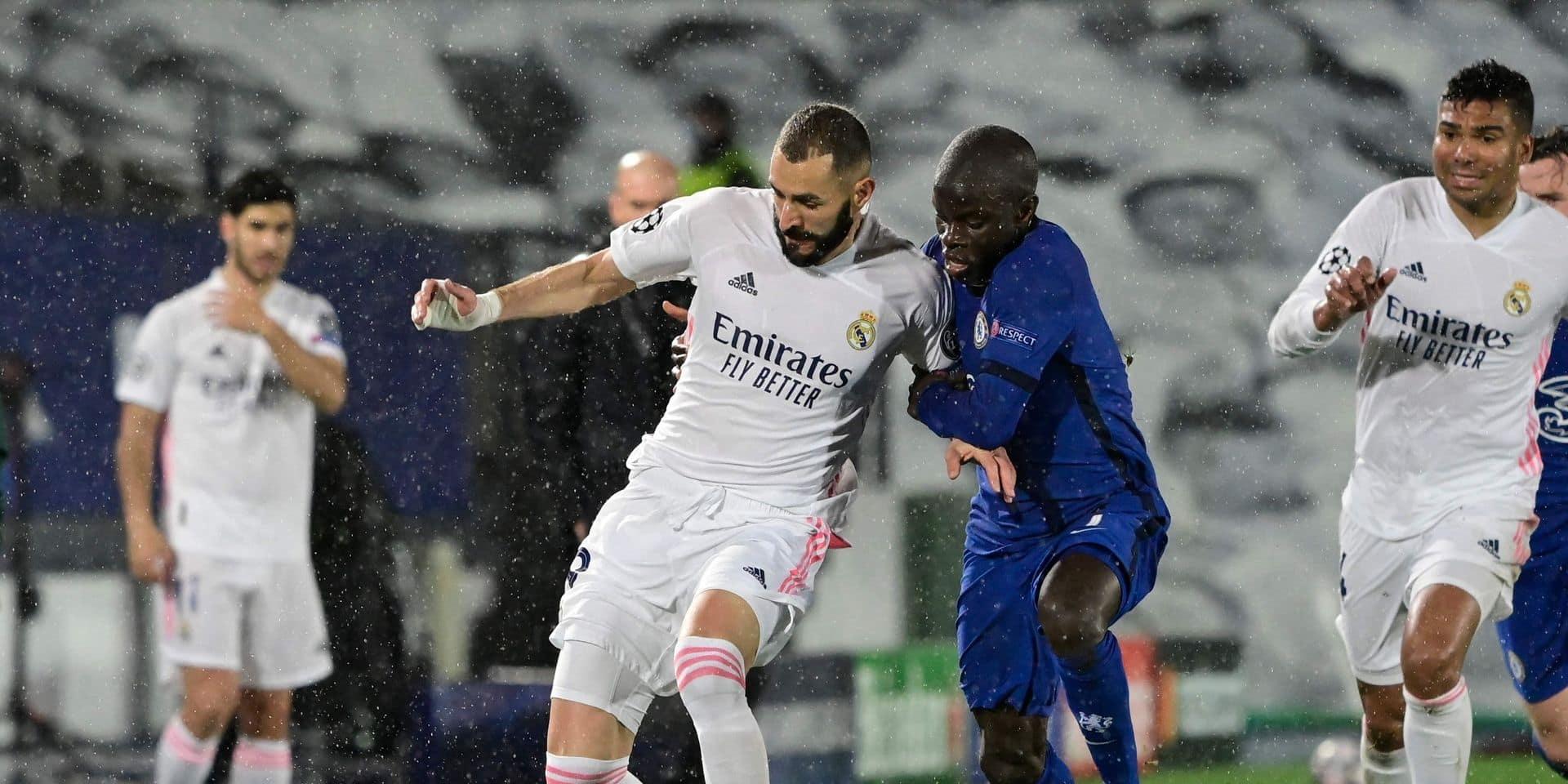 Kanté rayonnant, Benzema indispensable: les notes des joueurs après Real-Chelsea