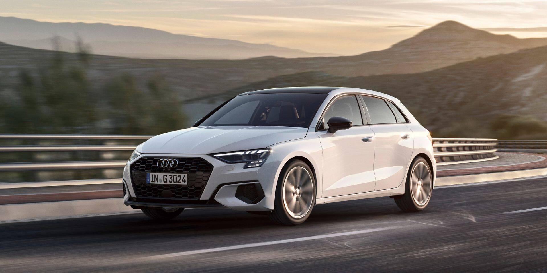 """Essai Audi A3 Sportback 30 g-tron: L'autre façon de rouler """"vert"""""""