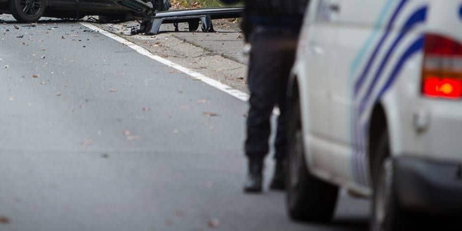 Un motard perd la vie dans un accident à Petit-Waret