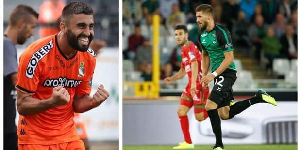 Kaveh Rezaei en route vers Bruges, Dylan De Belder vers Charleroi - La DH