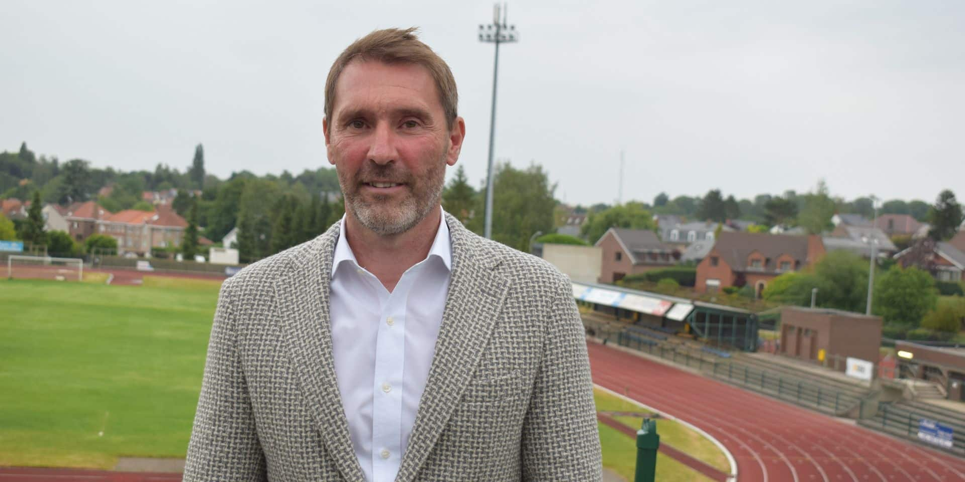Thierry Blindenbergh ne sera plus l'entraîneur de Braine la saison prochaine