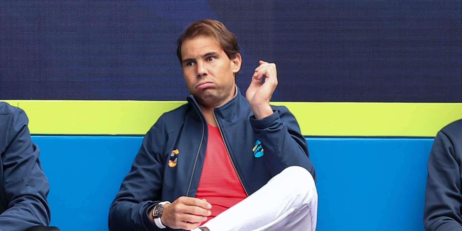 Faut-il s'inquiéter pour Nadal à l'aube de l'Australian Open ?