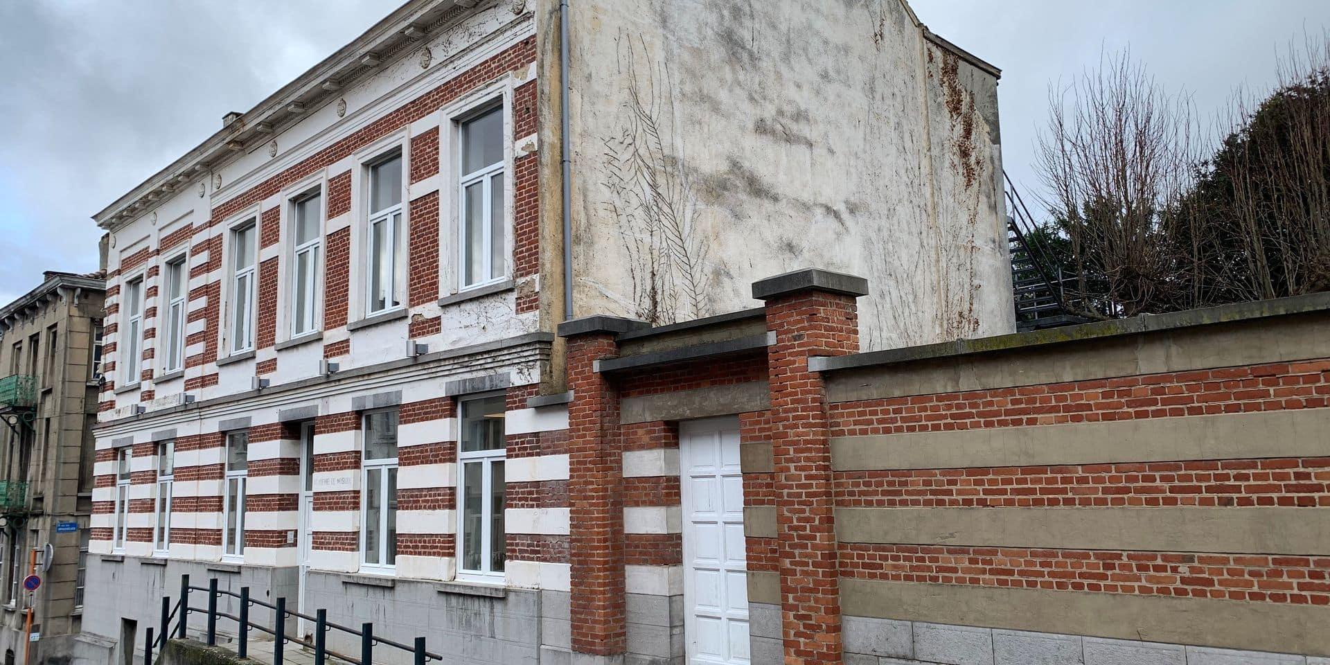Une nouvelle vie pour l'ancienne académie de Braine-l'Alleud