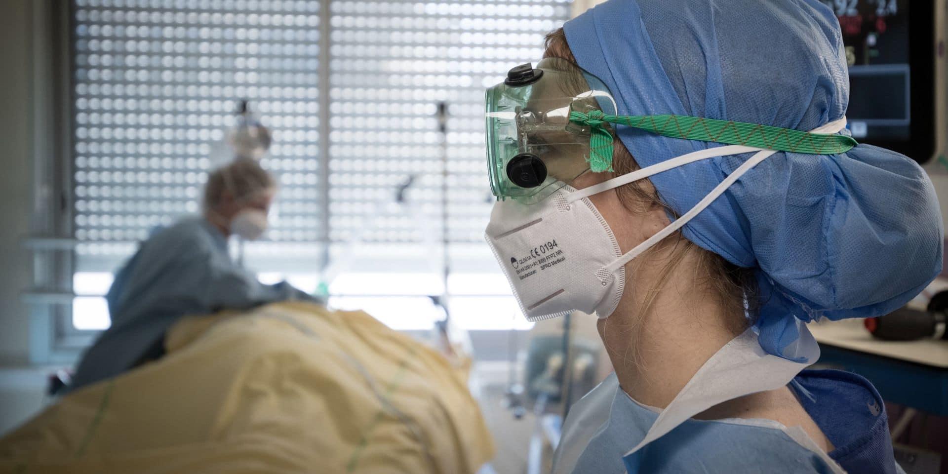 Coronavirus en Belgique: la barre du millier de patients hospitalisés dépassée