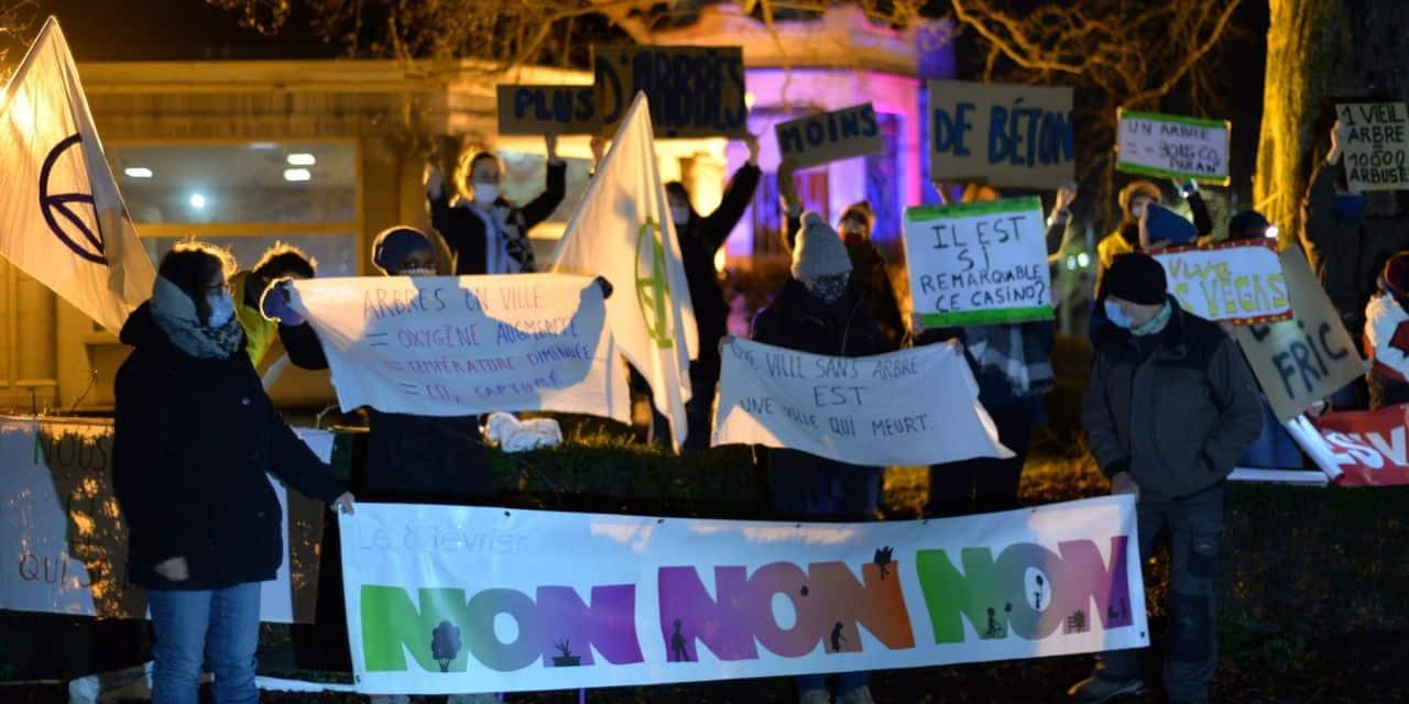 Namur: Extinction Rebellion de retour au Casino ce lundi