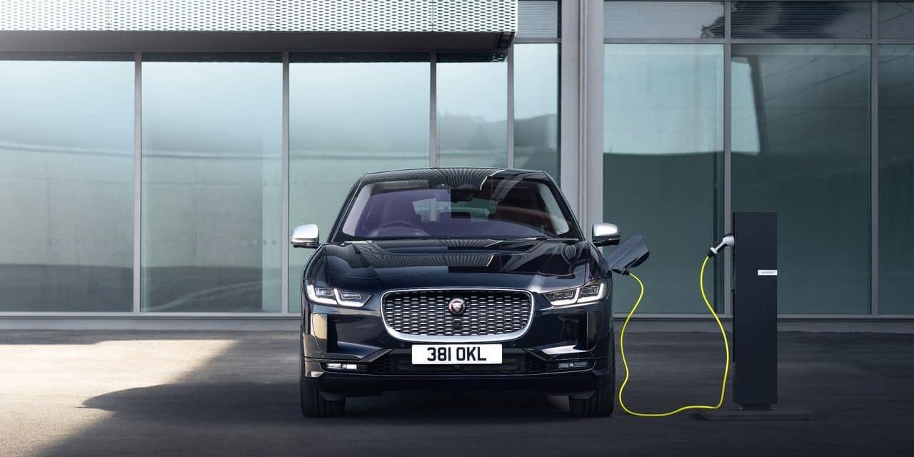C'est officiel, Jaguar va devenir 100% électrique... et bien plus vite que vous le pensez ! - dh.be
