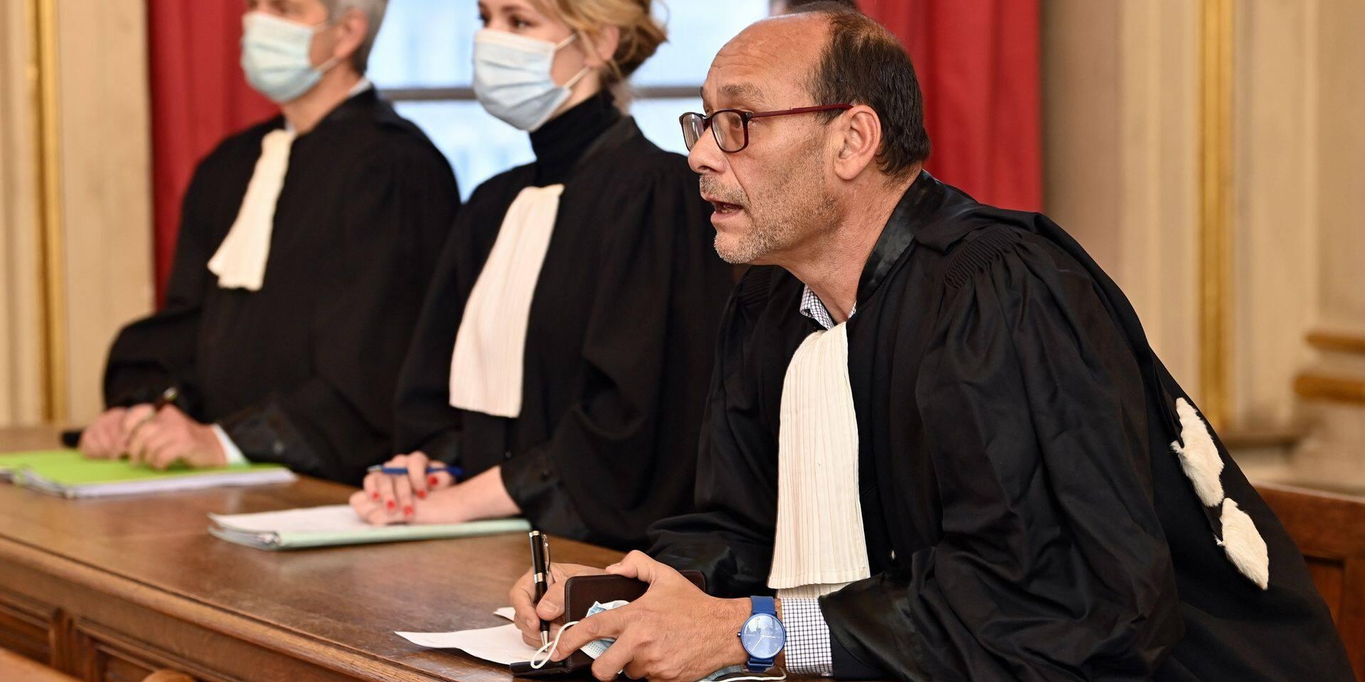 """Marc Uyttendaele, l'avocat de Luperto, réagit : """"La décision prononcée contre Jean-Charles Luperto est scandaleuse"""""""