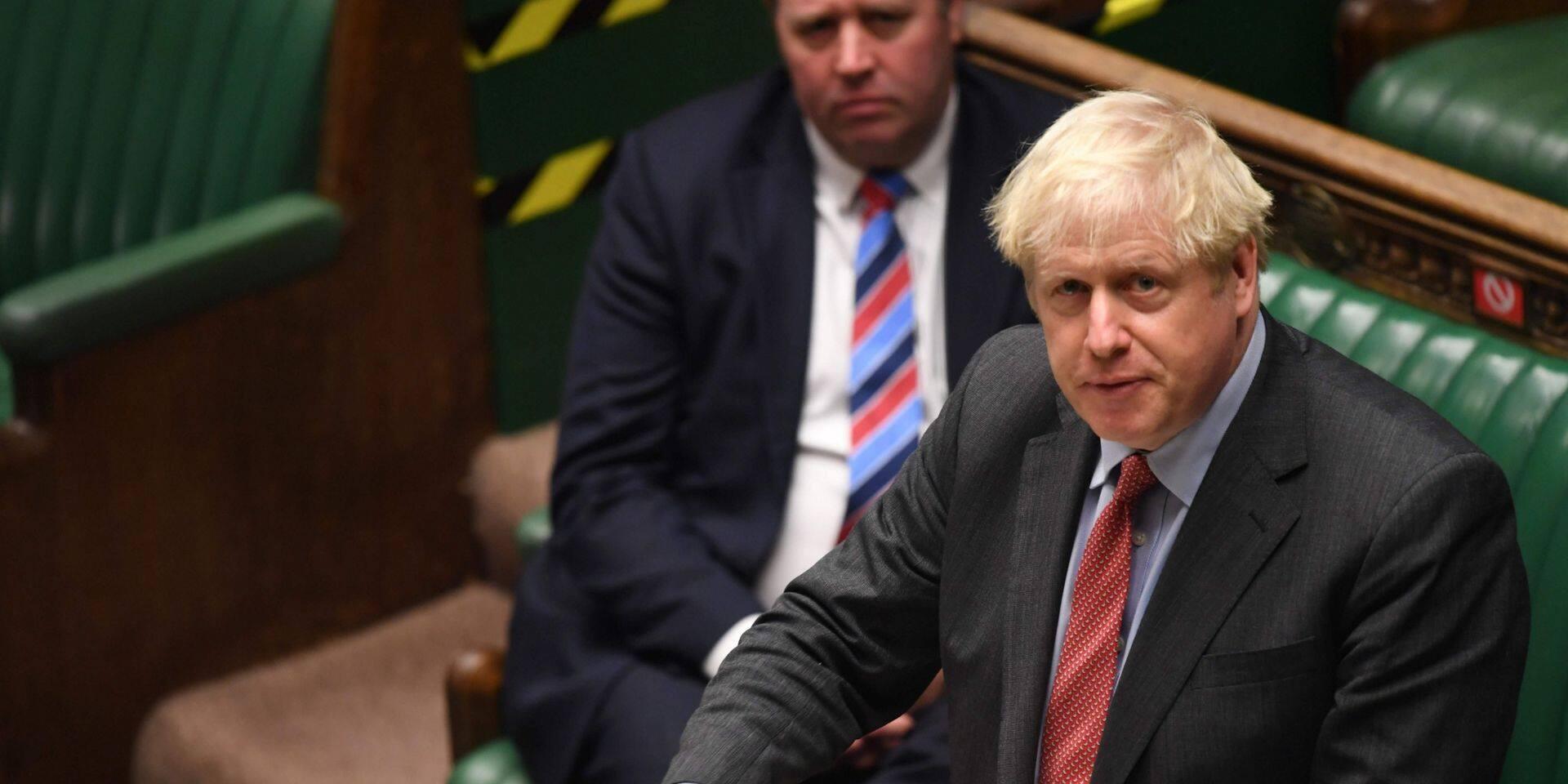 Un Brexit sans accord serait trois fois plus coûteux que la pandémie pour le Royaume-Uni, selon une étude