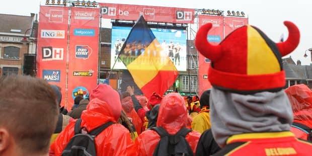La RTBF va sponsoriser les communes payant des droits pour les grands écrans - La DH