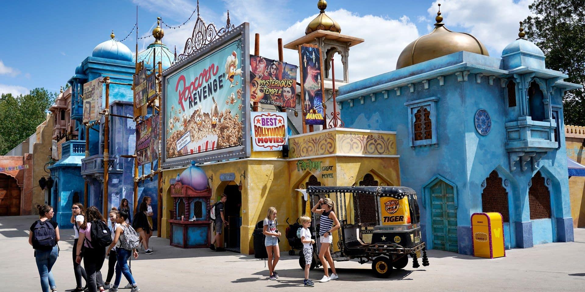 La nouvelle attraction de Walibi, Popcorn Revenge, remporte un prix international prestigieux