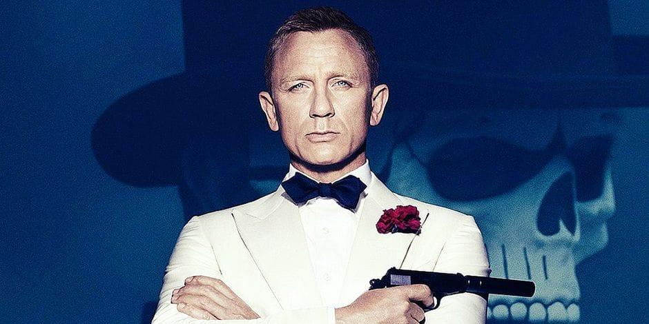 James Bond à l'arrêt