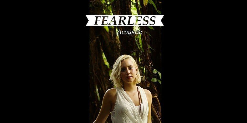 """Après Stéphanie, Jazmin Grace Grimaldi se lance dans la chanson avec son single """"Fearless"""""""