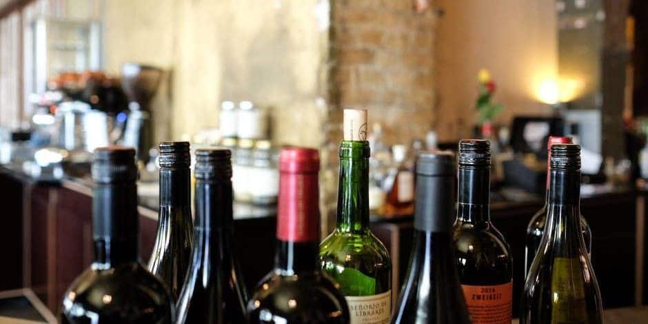 Bagarre à coups de bouteilles de vin à Beauraing