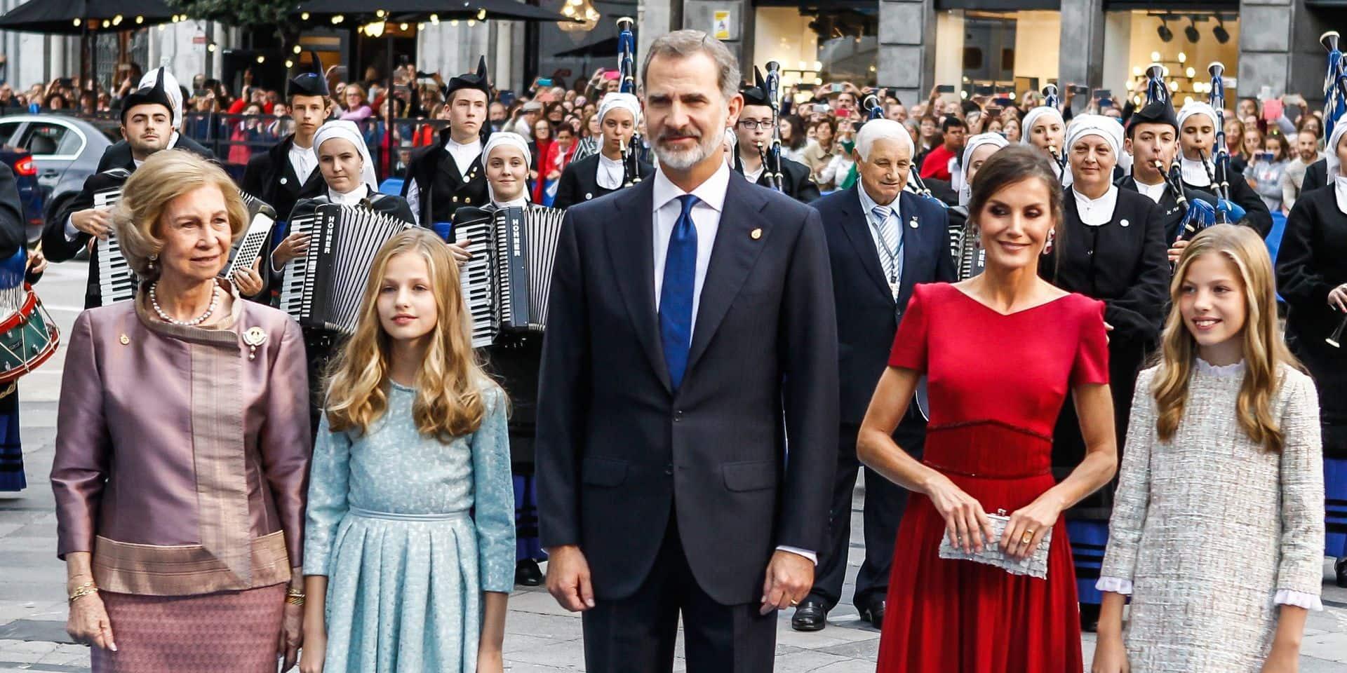 La reine Letizia d'Espagne à la COP 25 vêtue d'un haut H&M : « conscious », vraiment ?