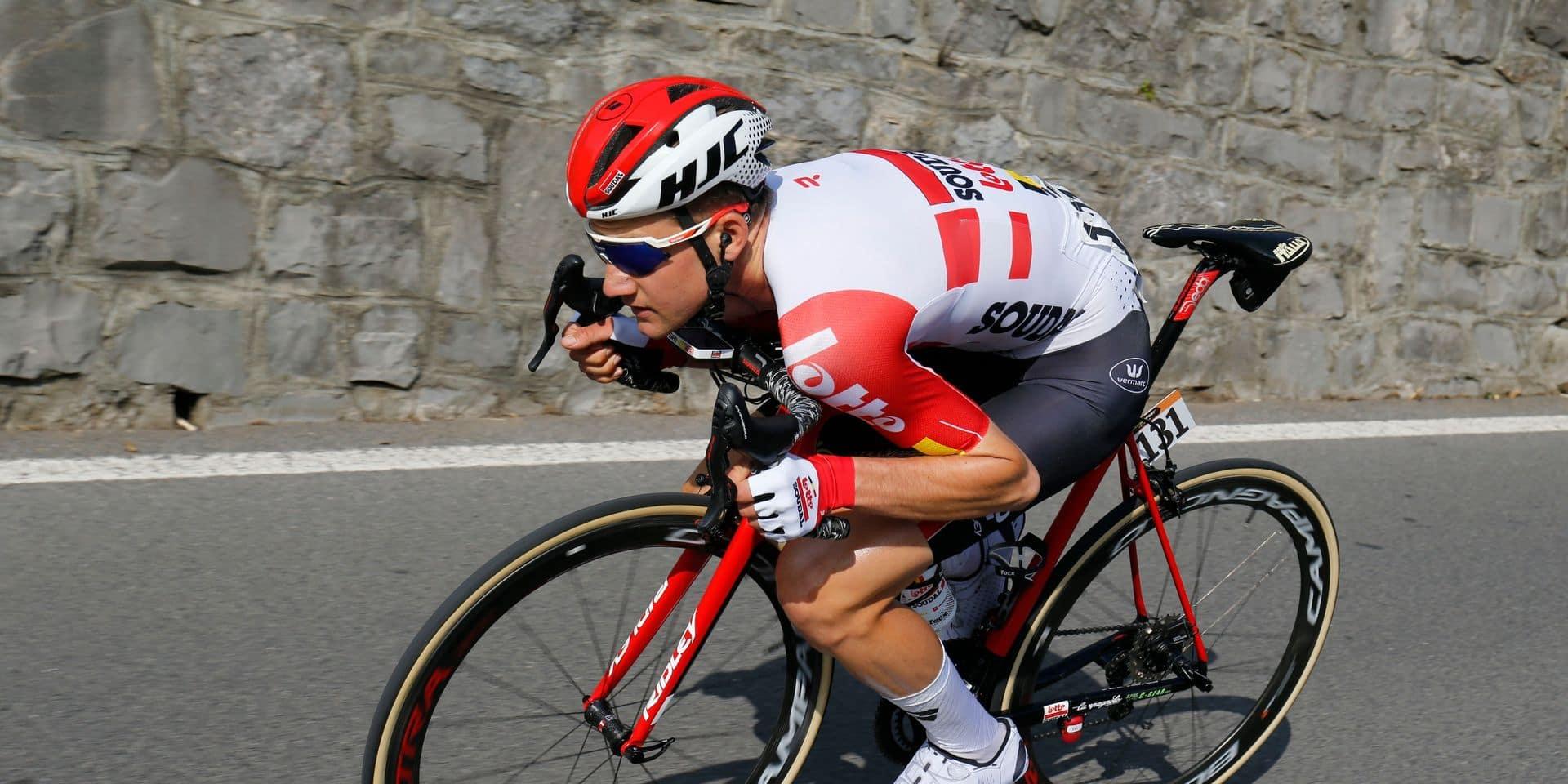 Blessé à l'entraînement, Tim Wellens doit faire une croix sur le Tour de  France - DH Les Sports+
