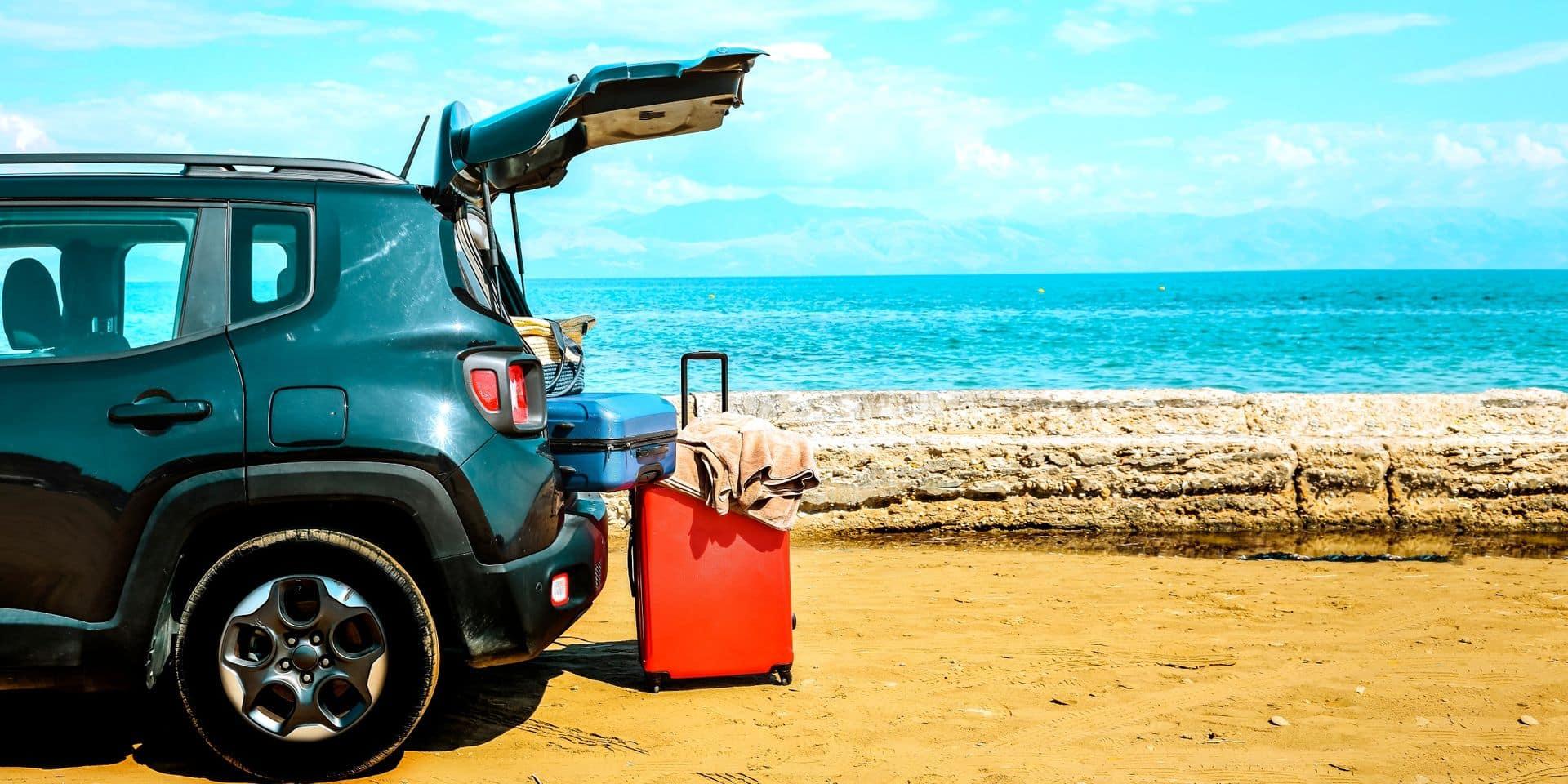 Les Belges optent pour des vacances en voiture cette année