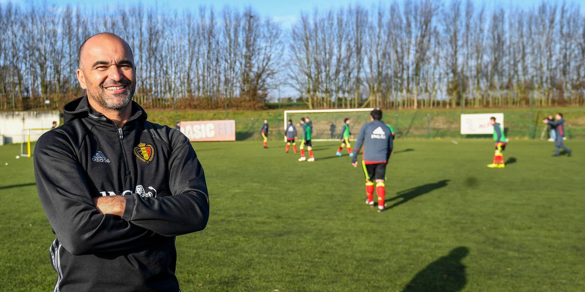 """Les confidences de Roberto Martinez: """"Je me sens vraiment belge"""""""
