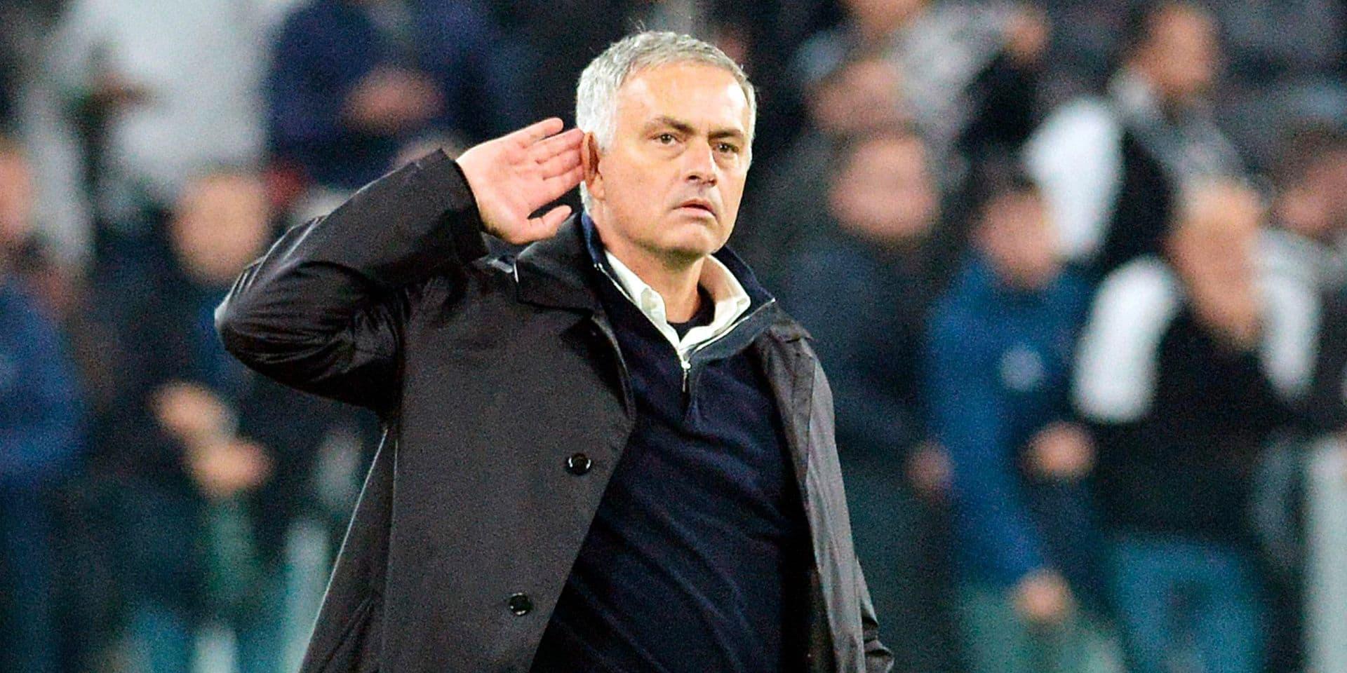 Mourinho à ManU: un mariage de raison qui n'a jamais vraiment été consommé