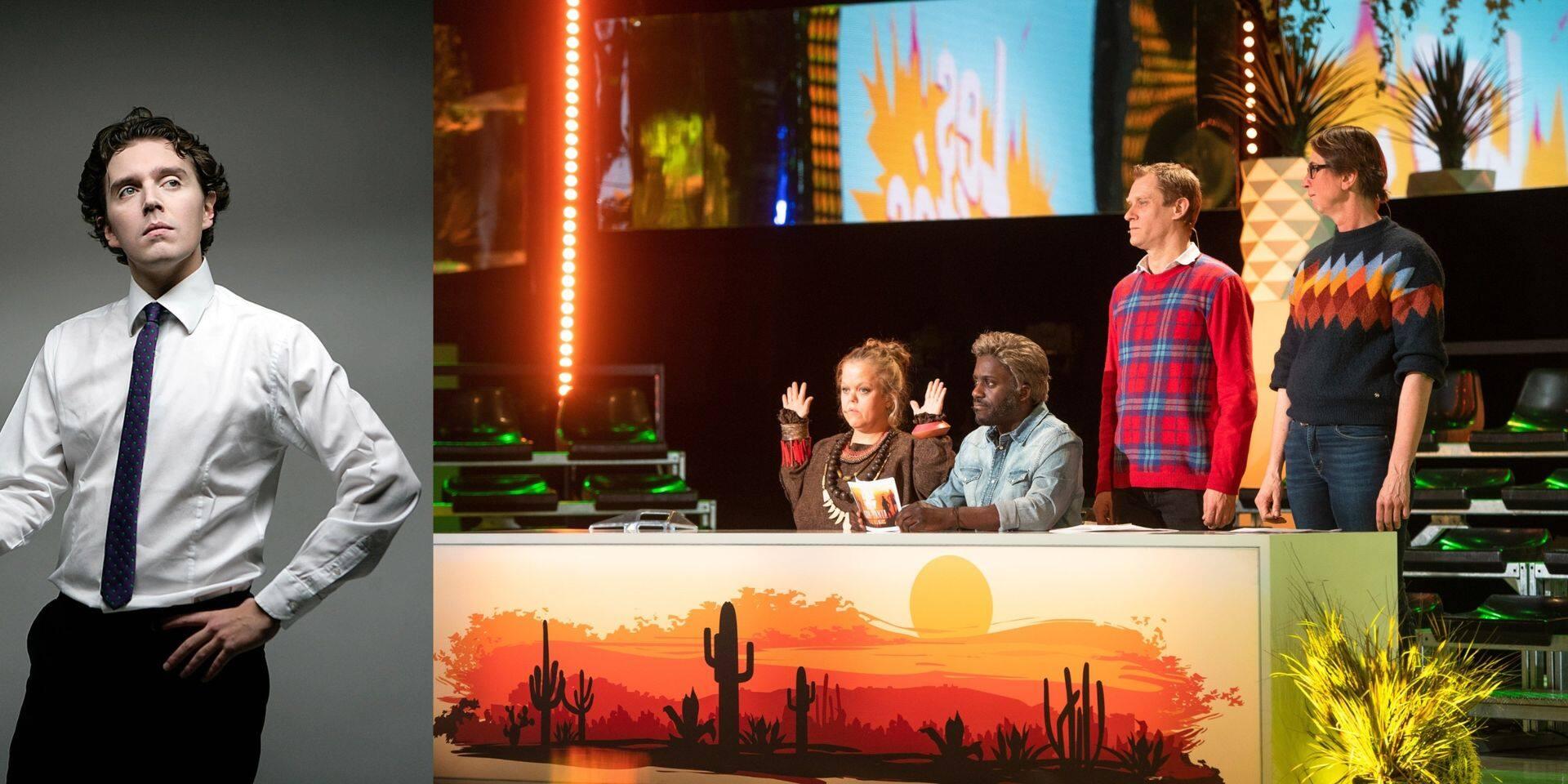 Le Grand Cactus bientôt en France, avec Alex Vizorek pressenti à la présentation