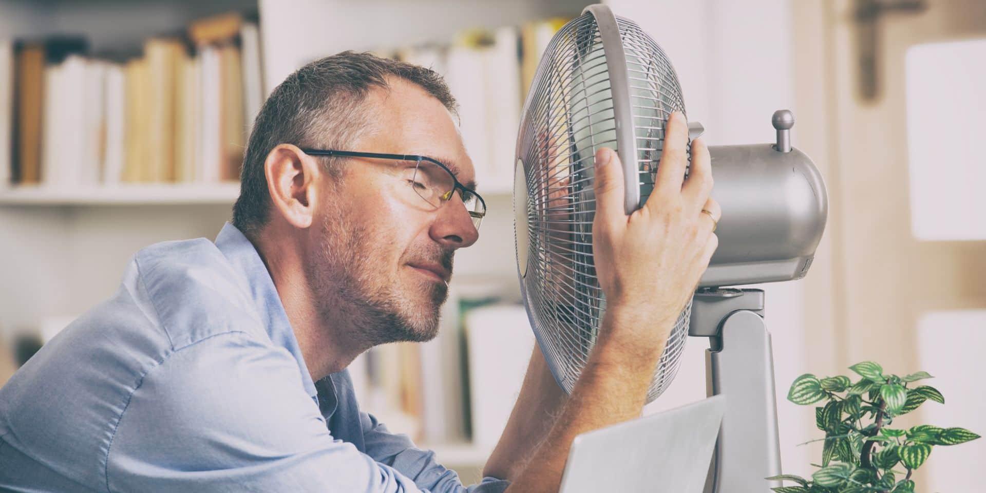 Coronavirus: est-ce dangereux d'utiliser un ventilateur ?