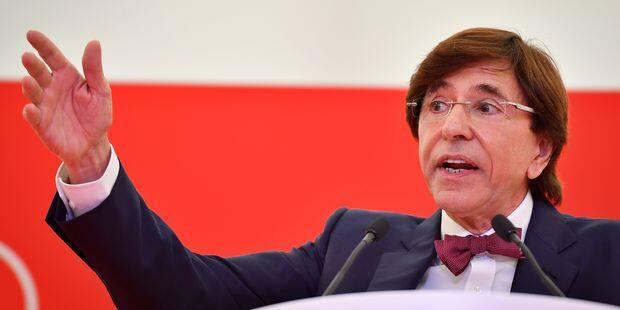 """Elio Di Rupo trouve les propos de Massin """"inacceptables""""... mais ne prévoit pas de sanctions - La DH"""
