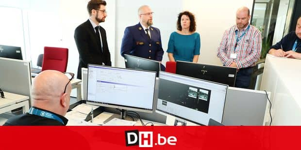 centre régional de traitement des pv amende region bruxelles capitale Bianca Debaets Rudi Vervoort