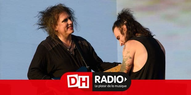 British Summer Time Festival 2018 - London. File photo dated 07/07/18 of Robert Smith (left) and Simon Gallup of The Cure, who performed in front of a packed Hyde Park in London on Saturday, almost 40 years to the day since their first ever show. Issue date: Sunday July 8, 2018. Playing at the end of a sweltering day of music at British Summer Time festival, The Cure treated the crowd to a joyous, sing-along mix of their classic pop and rock tunes dating back to the late 1970s. See PA story SHOWBIZ Cure. Photo credit should read: Matt Crossick/PA Wire URN:37445890 + PHOTO NEWS / PICTURES NOT INCLUDED IN THE CONTRACTS ! only BELGIUM !