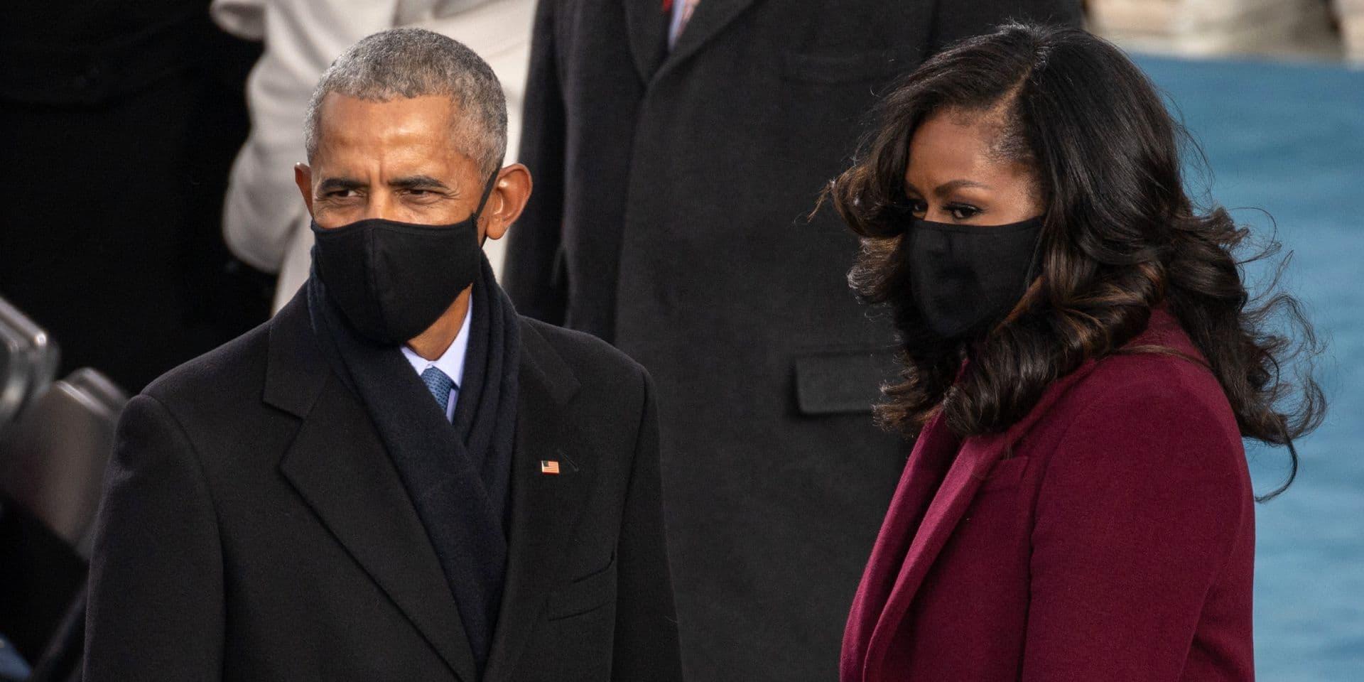Michelle Obama évoque son année 2020 difficile, marquée par la dépression