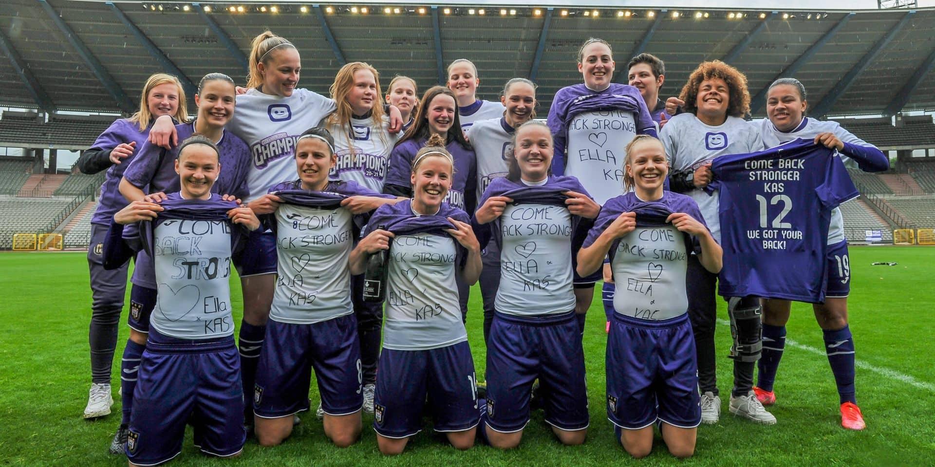 Super League: le calendrier de la saison 2021-2022 est sorti, Charleroi- Fémina White Star et Bruges-Standard en ouverture