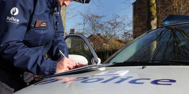 Sécurité routière : Un conducteur sur dix positif dans le sud de Bruxelles - La DH