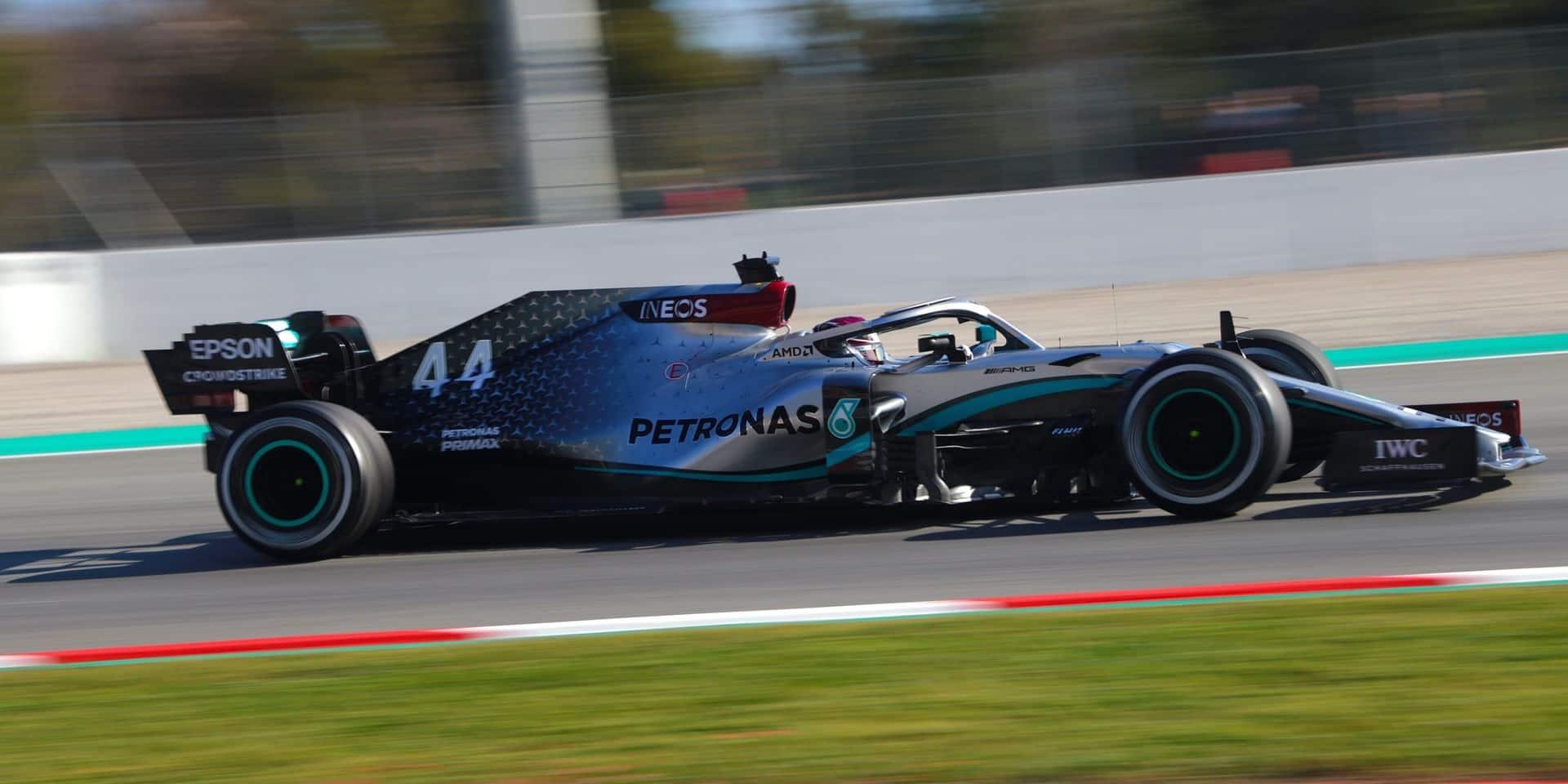 Essais Barcelone (Jour 5) : Vettel conclut en tête, premier couac pour Hamilton et Mercedes