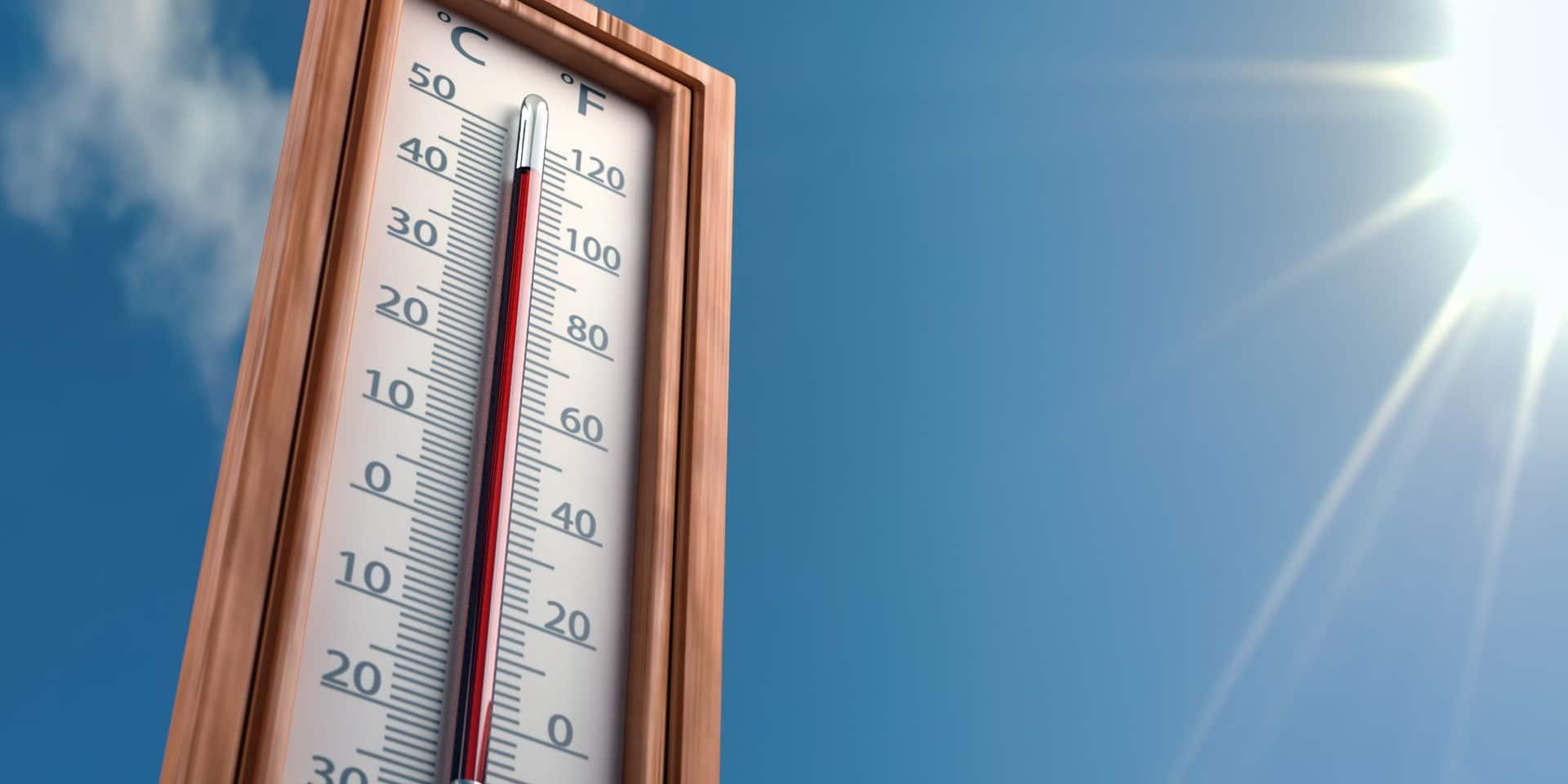 Le record mondial de température terrestre battu: 80,8°C ont été enregistrés!
