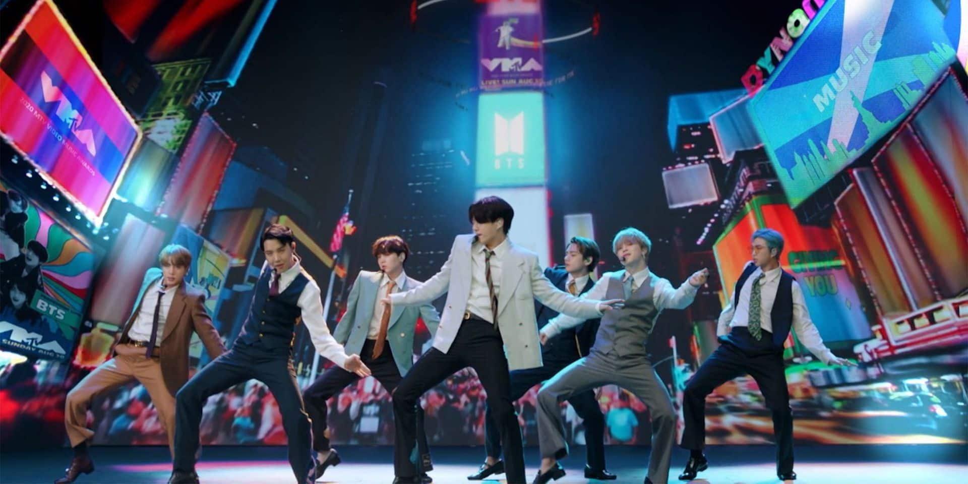 Où s'arrêtera l'ascension fulgurante du groupe de K-pop BTS?