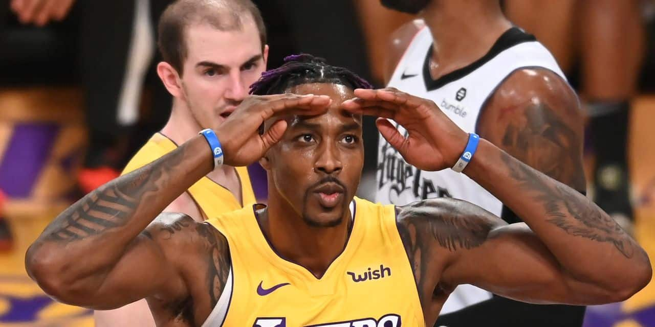 Le meilleur 6e homme chez les Lakers, Howard file à Philly, jackpot pour le King Fox