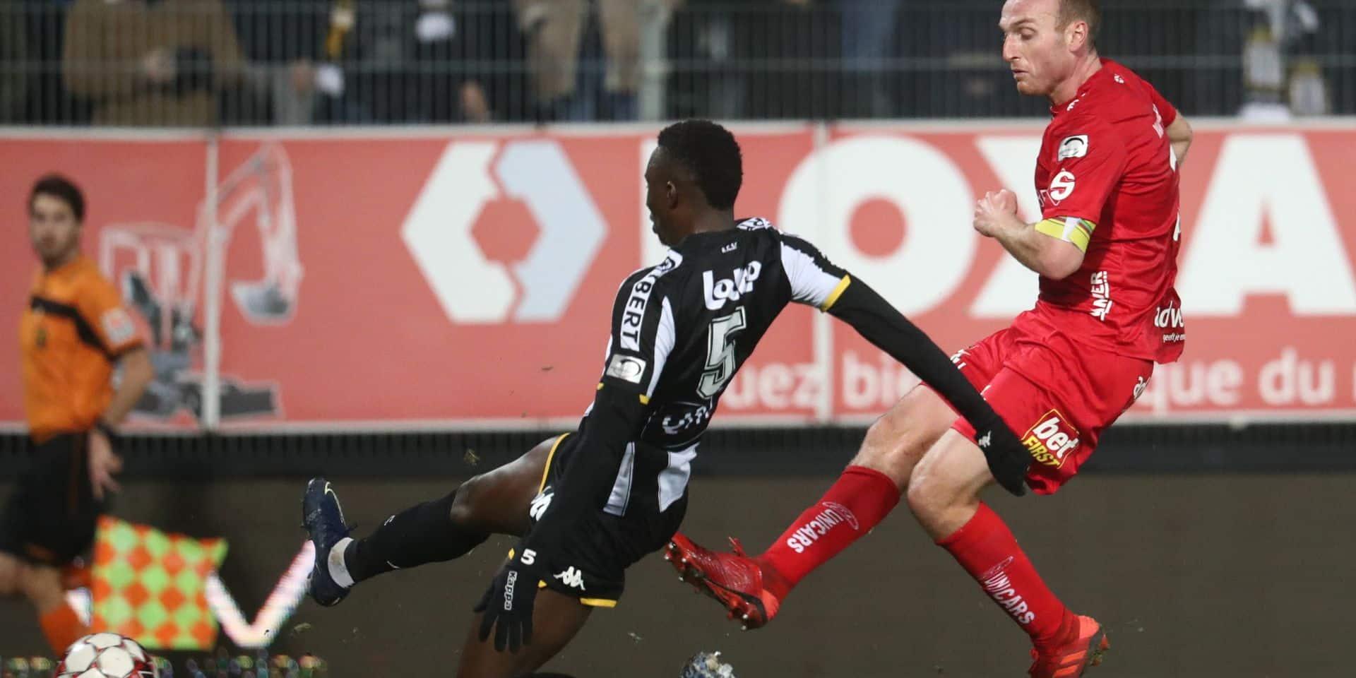 """Modou Diagne a écourté sa revalidation pour le bien de son équipe: """"Il était prévu que je revienne après la trêve"""""""