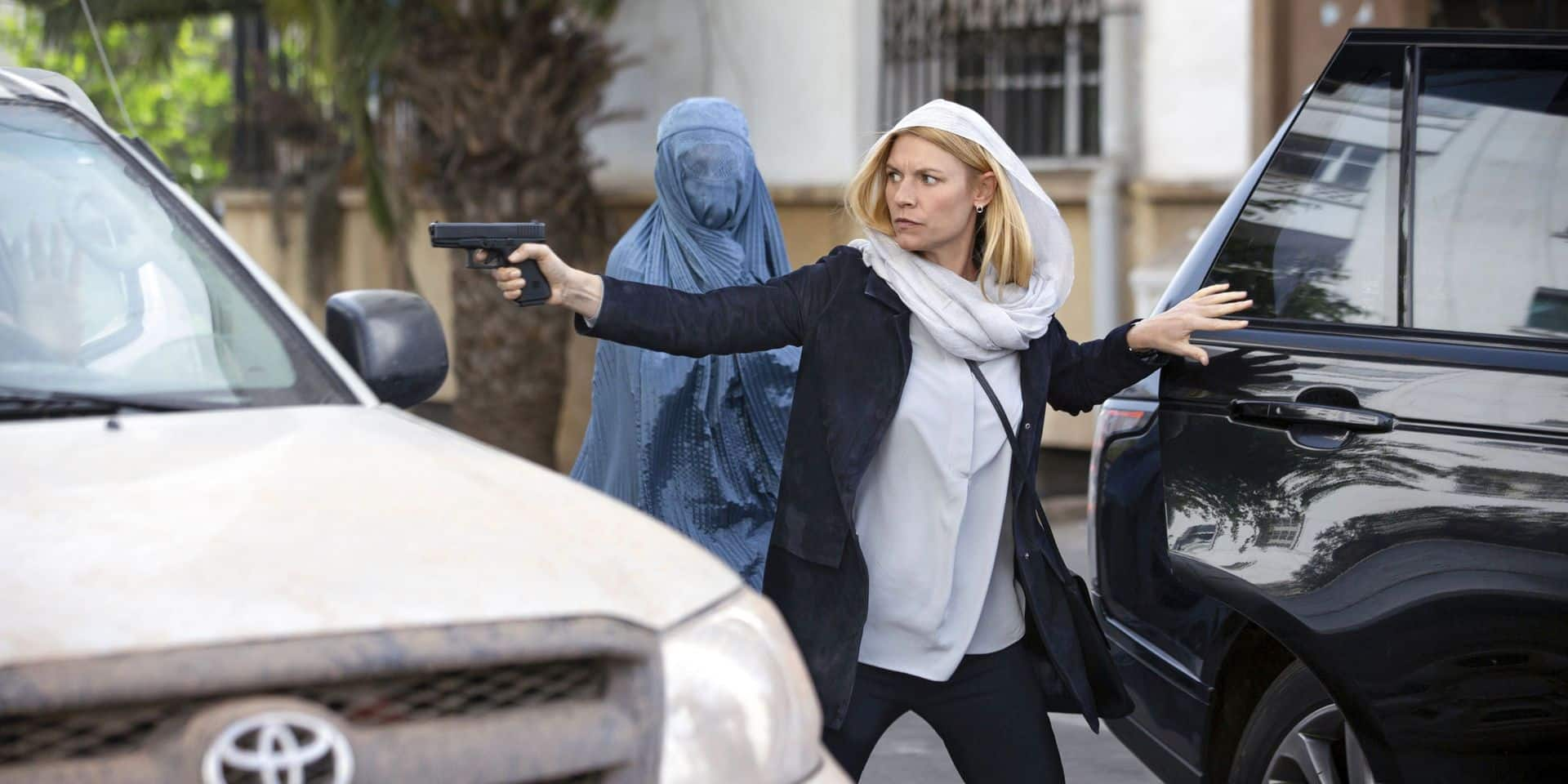 HOMELAND - Saison 8 - Episode 4
