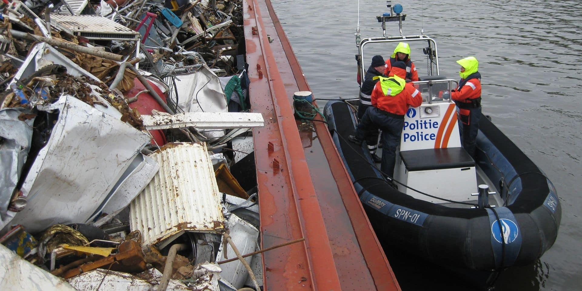 Des policiers de l'environnement: une nouvelle unité voit le jour à la police fédérale