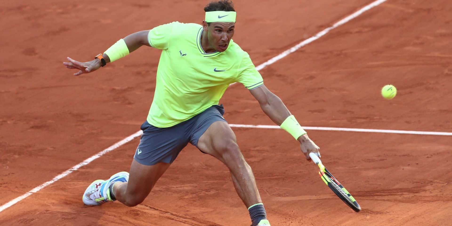 L'ATP et la WTA prolongent la suspension des tournois jusqu'au 7 juin