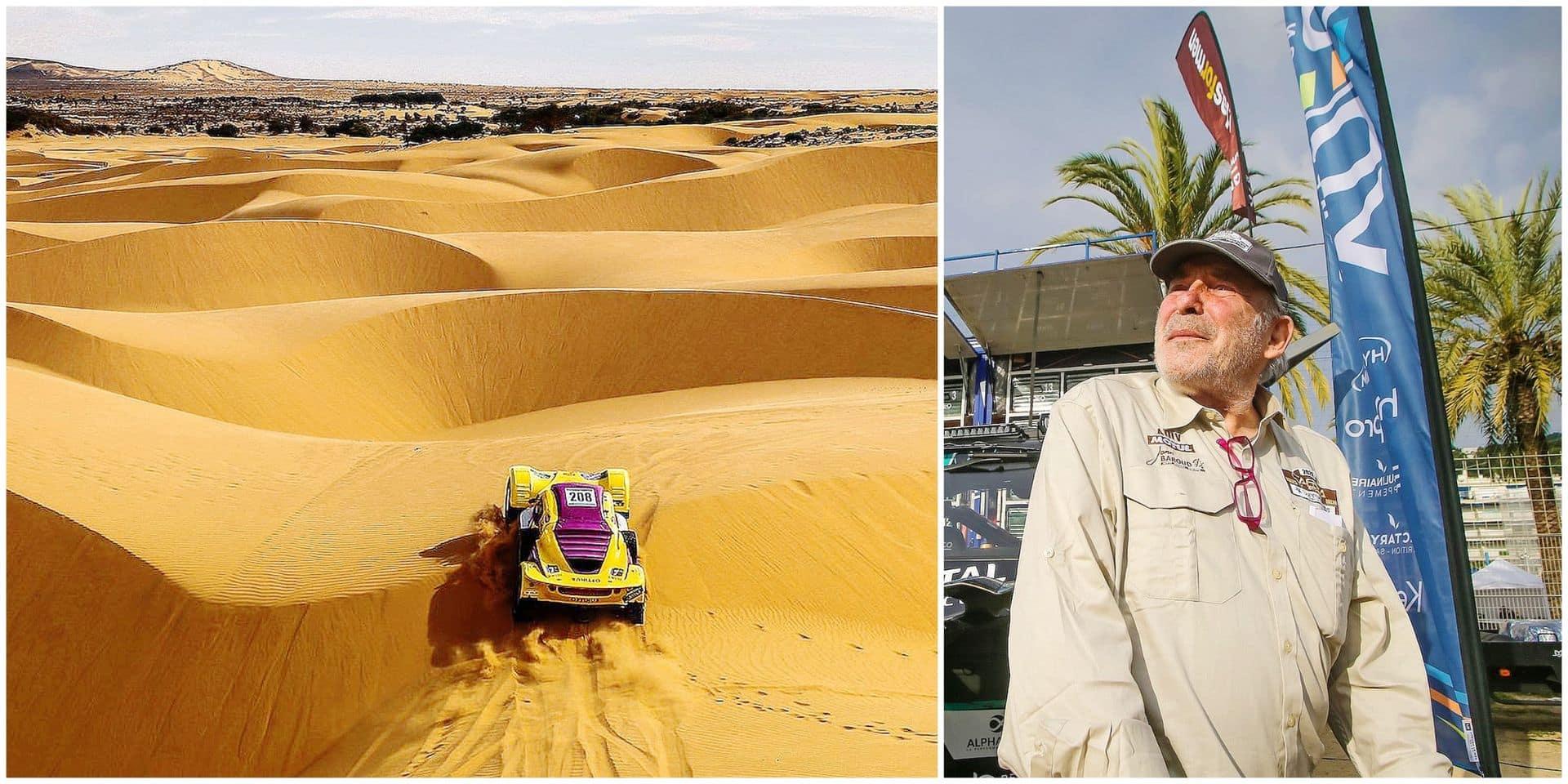"""René Metge prédit un grande édition de l'Africa Eco Race: """"On va revivre la belle époque!"""""""