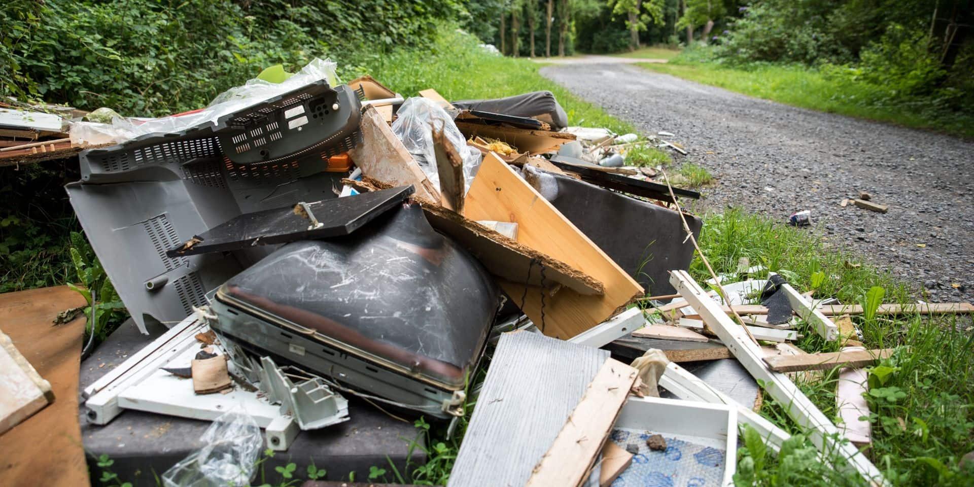 Stoumont : signaler les déchets en un clic !