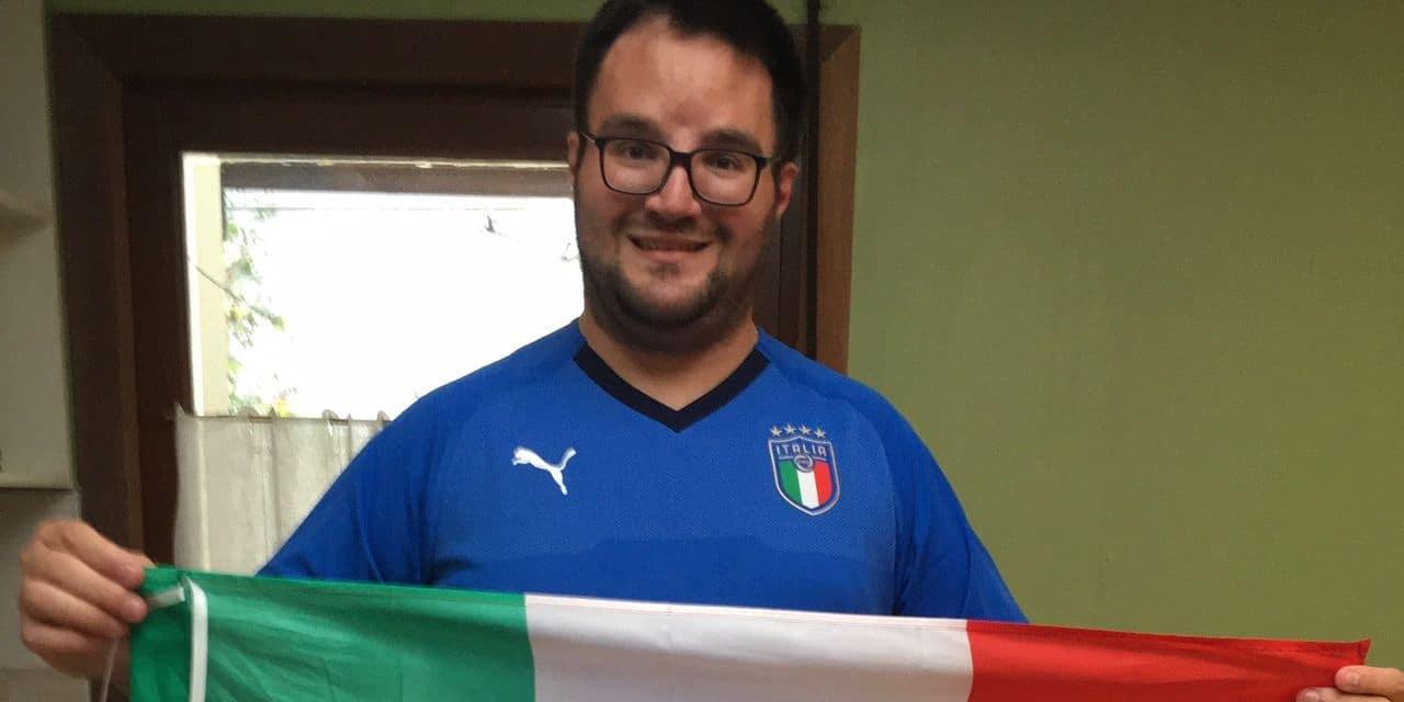 "Belgo-italien et fan de football, Stelvio Addonizio supportera l'Italie: ""Il y a plus de passion autour de la Squadra"""