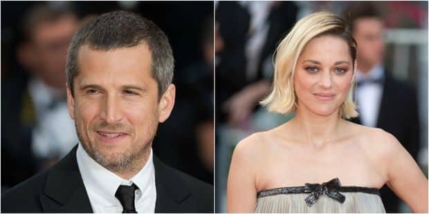 Cannes : le baiser tendre de Marion Cotillard et Guillaume Canet - La DH