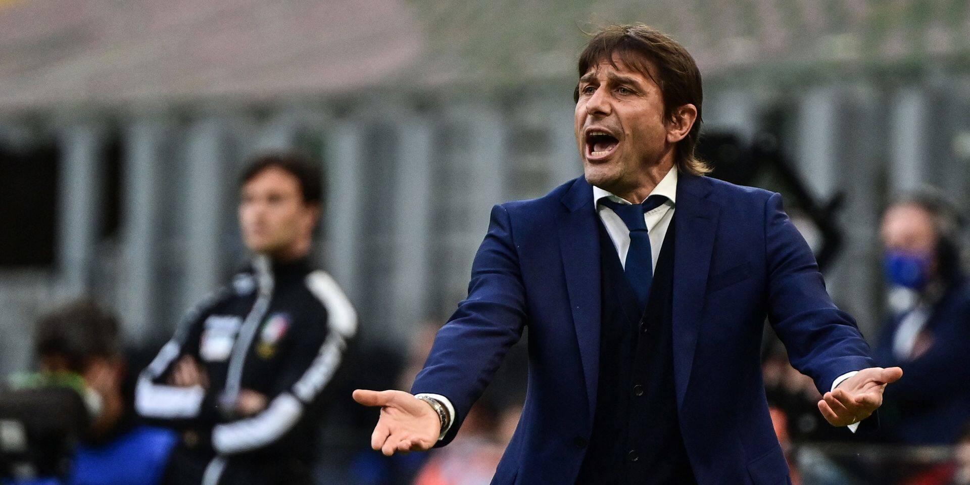Officiel: Antonio Conte n'est plus le coach de l'Inter !
