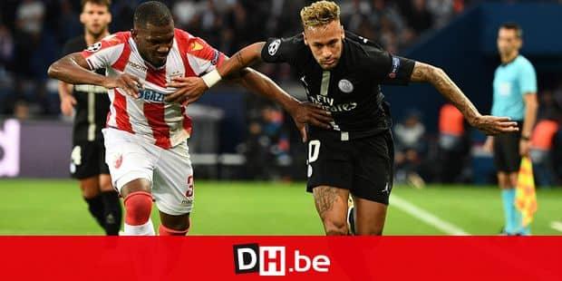Soupçons de match truqué sur PSG - Étoile Rouge Belgrade