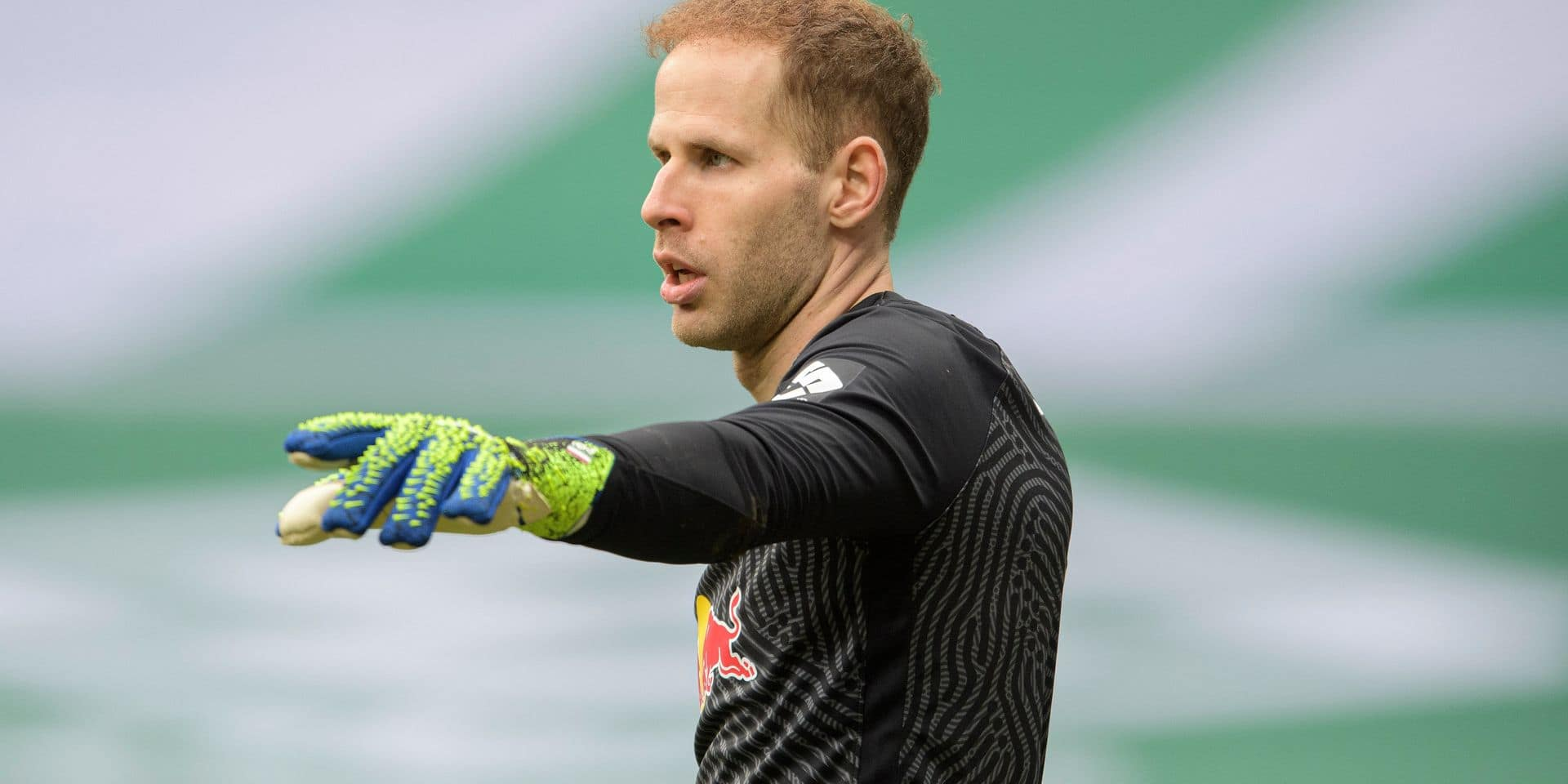 Soccer 1st Bundesliga / Werder Bremen - RB Leipzig 1: 4.