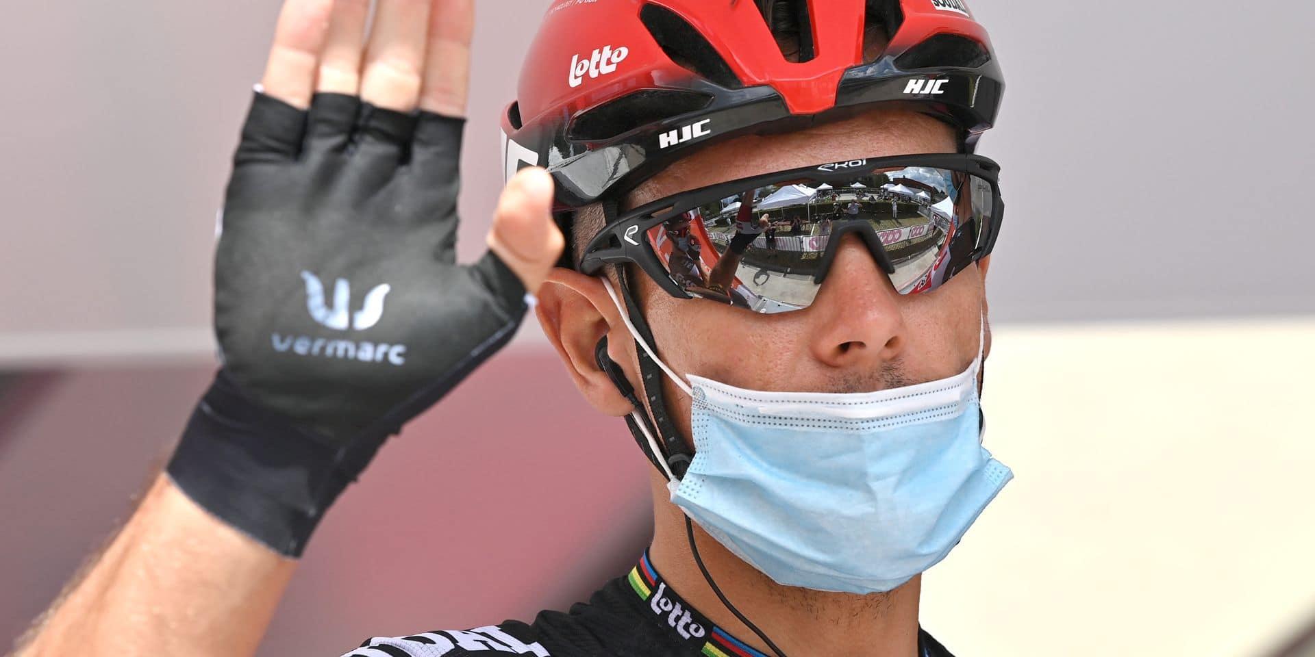 "Philippe Gilbert: ""Je veux prendre une revanche sportive sur mon destin au Tour"""