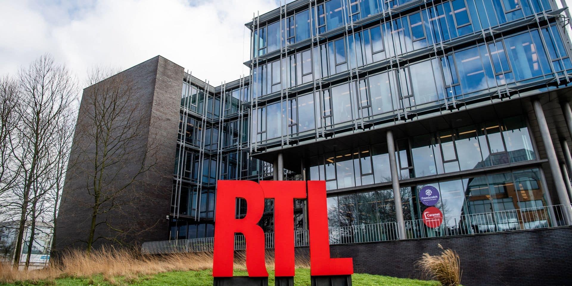 DPG et Rossel rachètent RTL Belgium pour environ 250 millions d'euros
