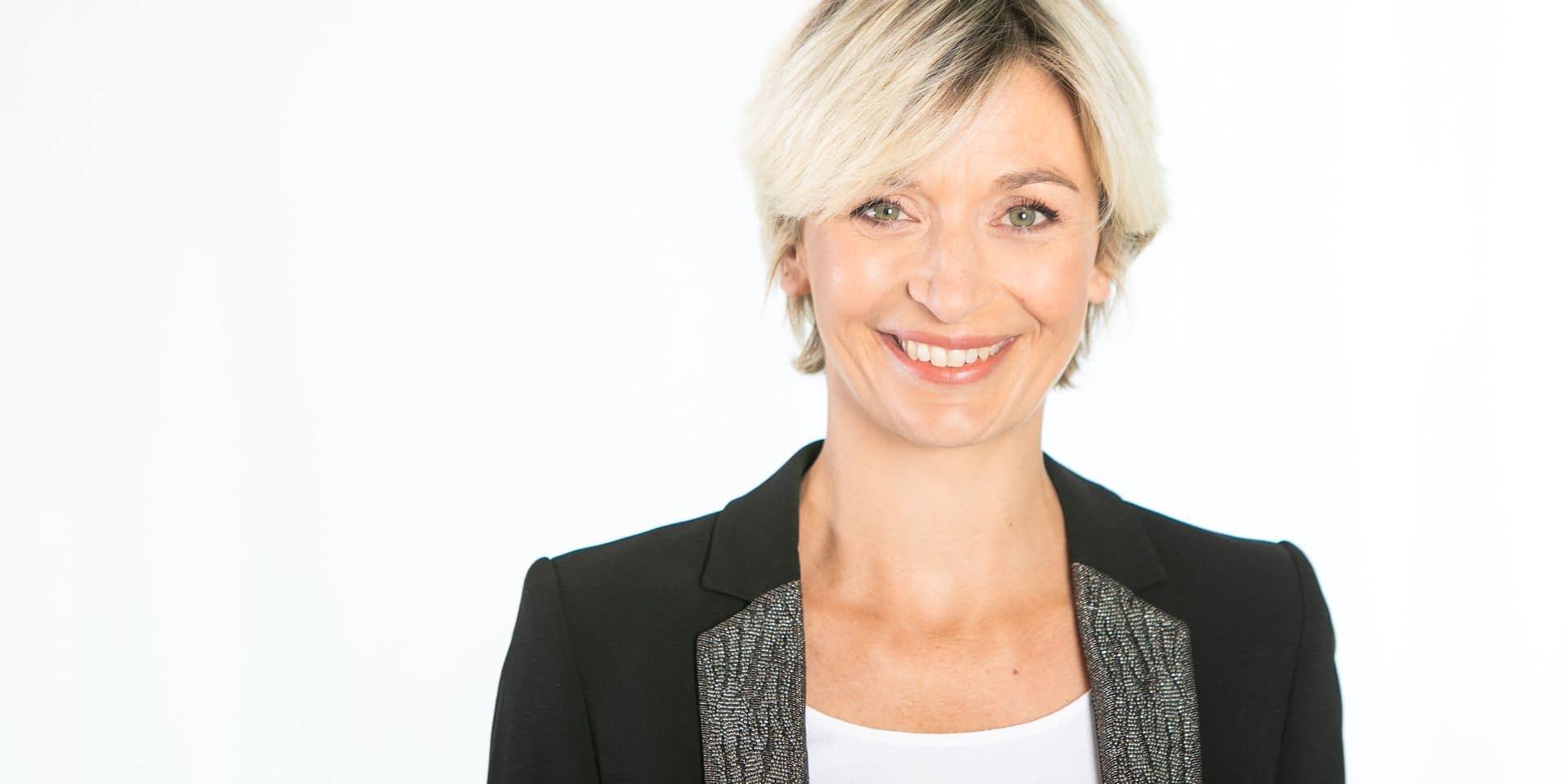 Julie Morelle est le nouveau visage de La Trois