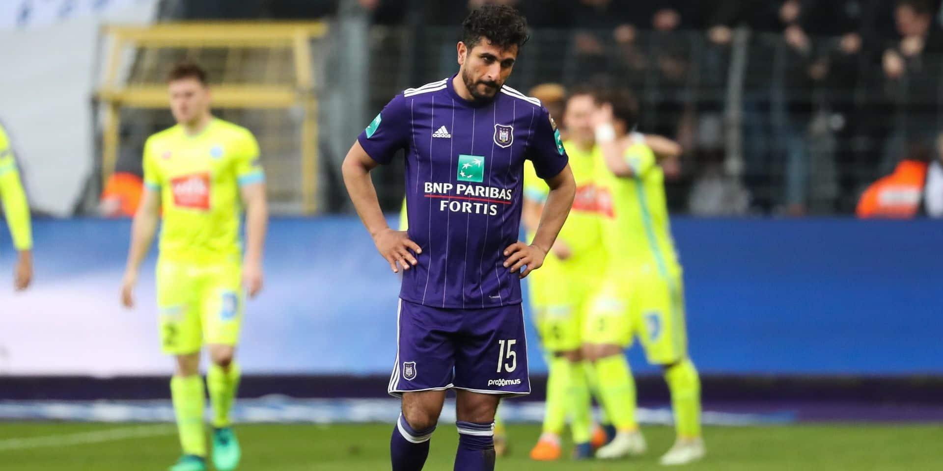 Sporting d'Anderlecht: Kenny Saief va revenir, le préparateur physique s'en va