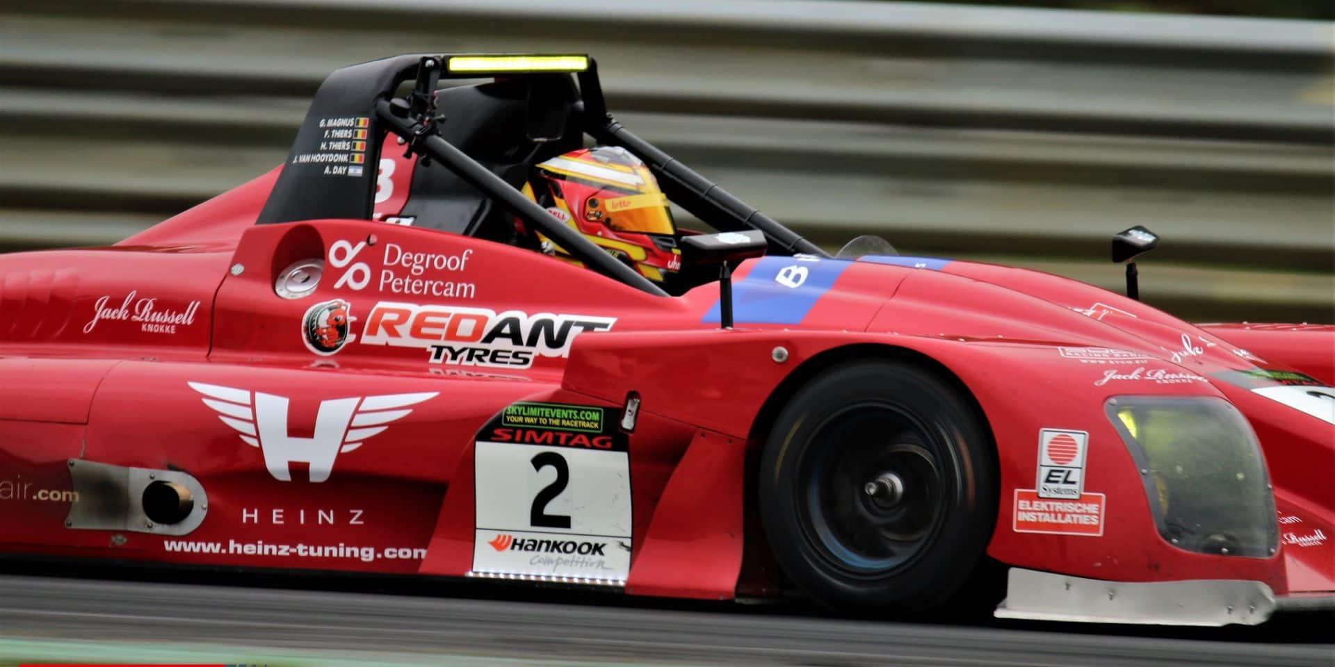 24H Zolder: Gilles Magnus met la Norma Russell Racing by PK en pole